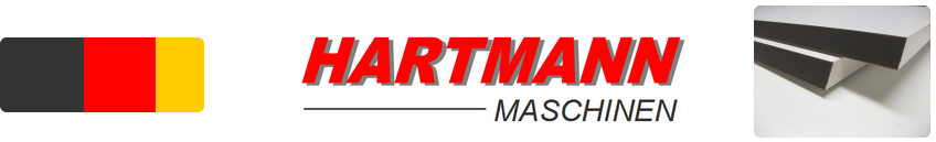 Hartmann-Maschinen Kantenanleimmaschinen und Holzbearbeitungsmaschinen